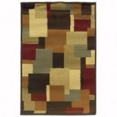 Oriental Weavers Grace Camrose Multi 1 ft. 10 in. x 2 ft. 10 in. Accent Rug