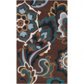 Artistic Weavers Mesquite1 Mossy Gold 8 ft. x 11 ft. Area Rug