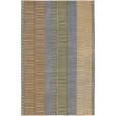 Artistic Weavers Artesia Gray 5 ft. x 8 ft. Area Rug