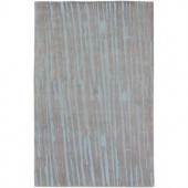 Surya Candice Olson Silver 9 ft. x 13 ft. Area Rug