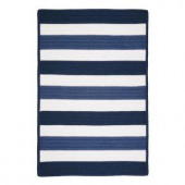 Colonial Mills Portico Nautical 12 ft. x 15 ft. Braided Area Rug