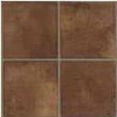 Armstrong Stylistik II 12 in. x 12 in. Peel and Stick Adobe Square Russet Vinyl Tile (45 sq. ft. /Case)
