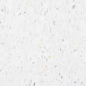 Armstrong Multicolor 12 in. x 12 in. Harlequin White Excelon Vinyl Tile (45 sq. ft. / case)