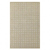 Kas Rugs Square is Chic Beige 2 ft. 6 in. x 4 ft. 2 in. Area Rug