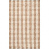 Surya Country Living Praline 3 ft. 6 in. x 5 ft. 6 in. Area Rug
