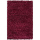 Artistic Weavers Moreau Raspberry 3 ft. 6 in. x 5 ft. 6 in. Area Rug