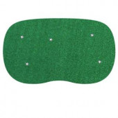 StarPro Greens 9 ft. x15 ft. Indoor/Outdoor Synthetic Turf 5-Hole Practice Putting Golf Green