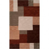 Artistic Weavers Cadaado Olive 5 ft. x 7 ft. 6 in. Area Rug