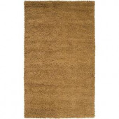 Artistic Weavers Casey Gold 5 ft. x 8 ft. Area Rug